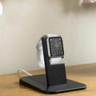 Stand para Apple Watch – twelve south HiRise (preto)